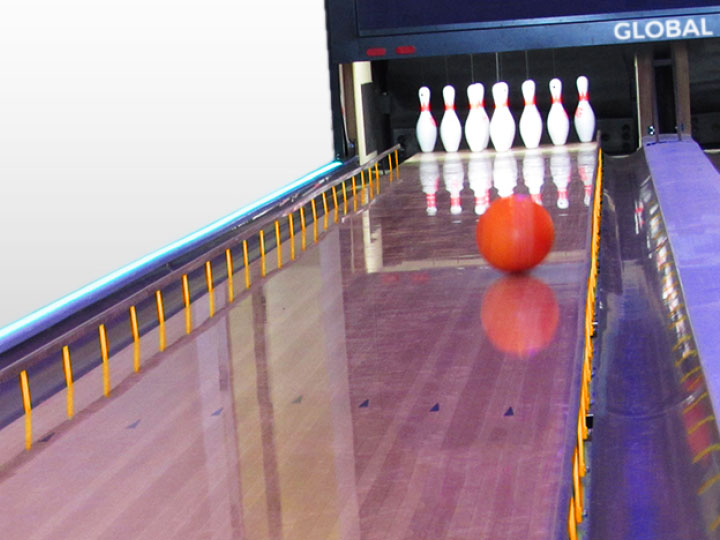 Global Bowling Inc Bumpers Gutters Amp Capping